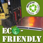 eco-friendly websites recycling pallet systems